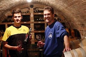 Vinařství Horák produkuje přívlastková vína světové úrovně
