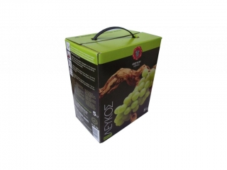 SUCHÉ VÍNO DIONYSOS BAG-IN-BOX 5l